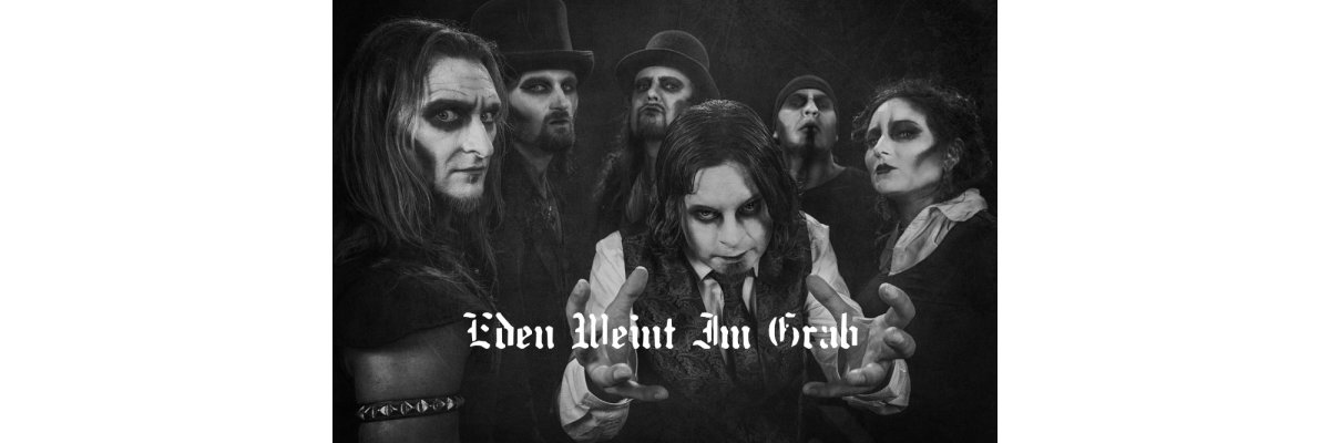 Eden Weint Im Grab: das Mordalbum kommt mit dem Nikolaus -