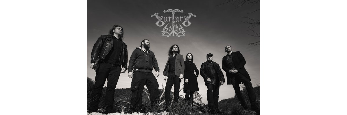 """""""Wielandstahl"""" - the fifth album by Thuringian Pagan Metal Band Surturs Lohe -"""