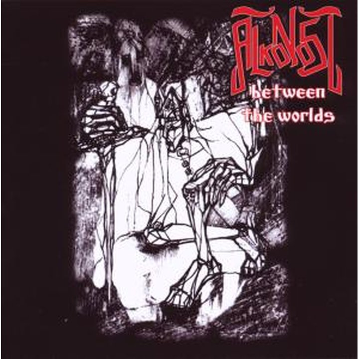 Alkonost - Between The Worlds CD