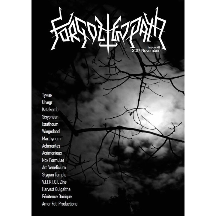 Forgotten Path Magazine # 9