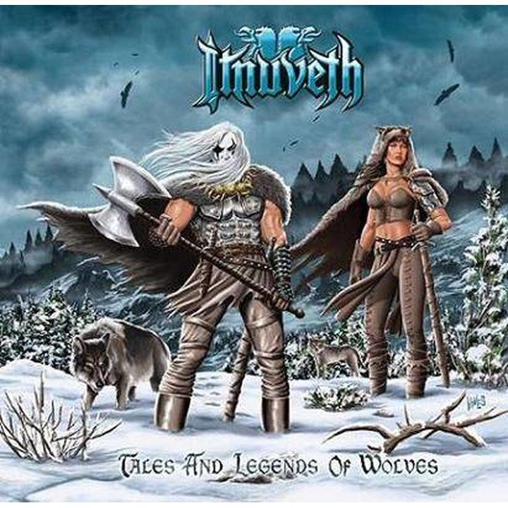Itnuveth - Tales and Legends of Wolves CD