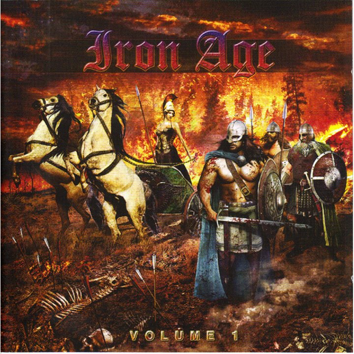 Iron Age Vol.1 - Compilation CD