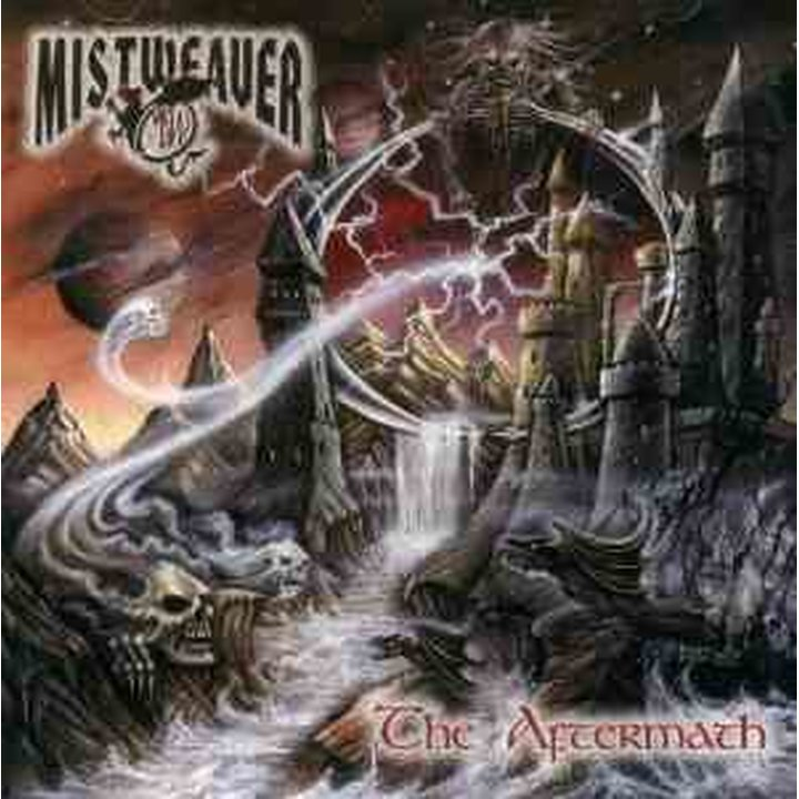 Mistweaver - The Aftermath CD