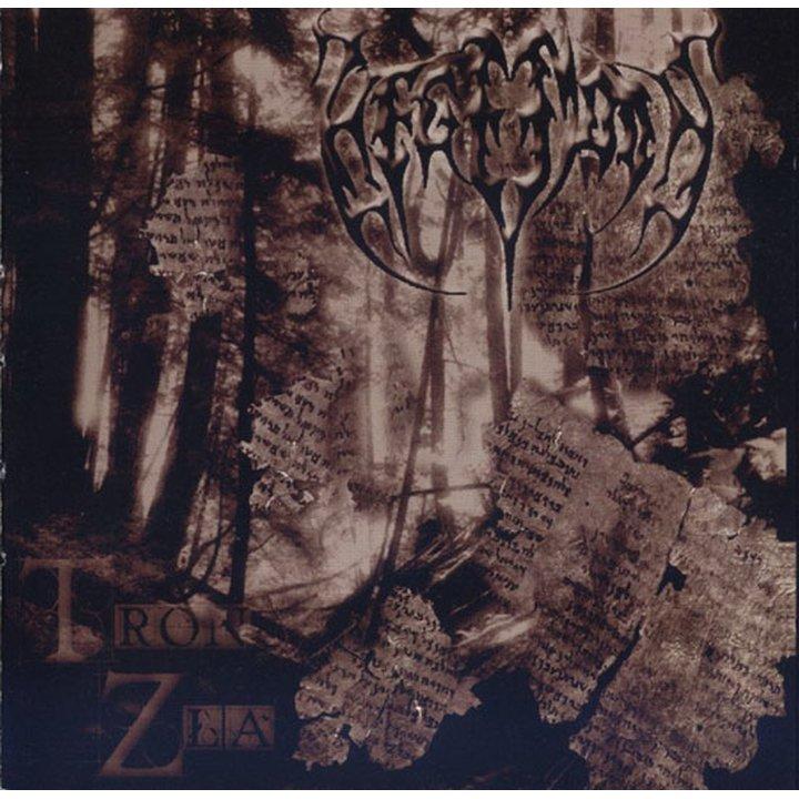 Hegemoon - Tron Zla CD