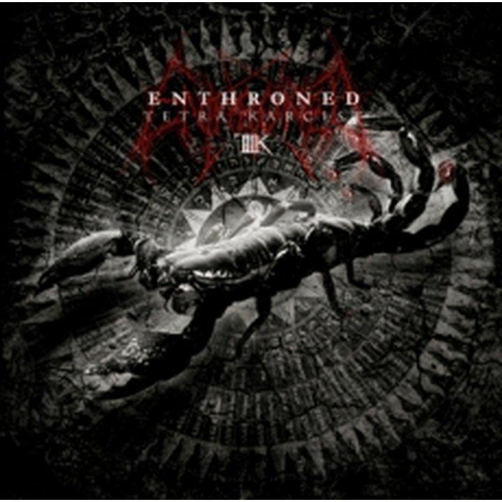 Enthroned - Tetra Karcist LP