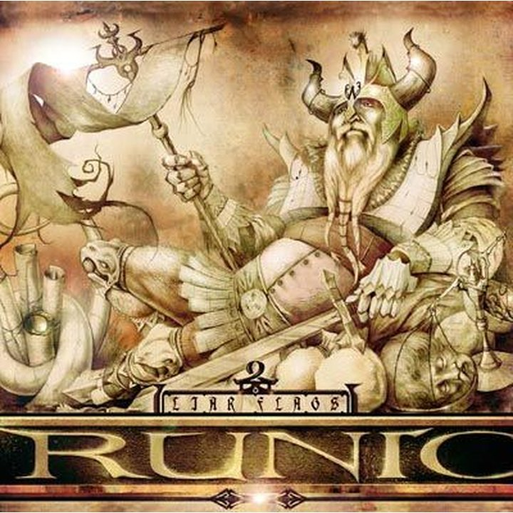 Runic - Liar Flags CD