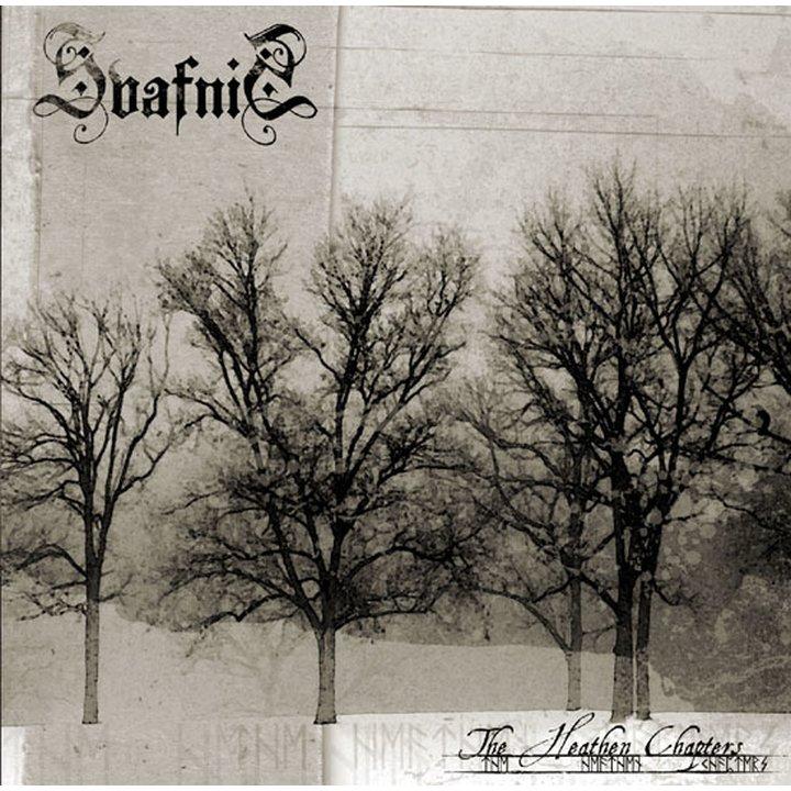 Svafnir - The Heathen Chapters CD