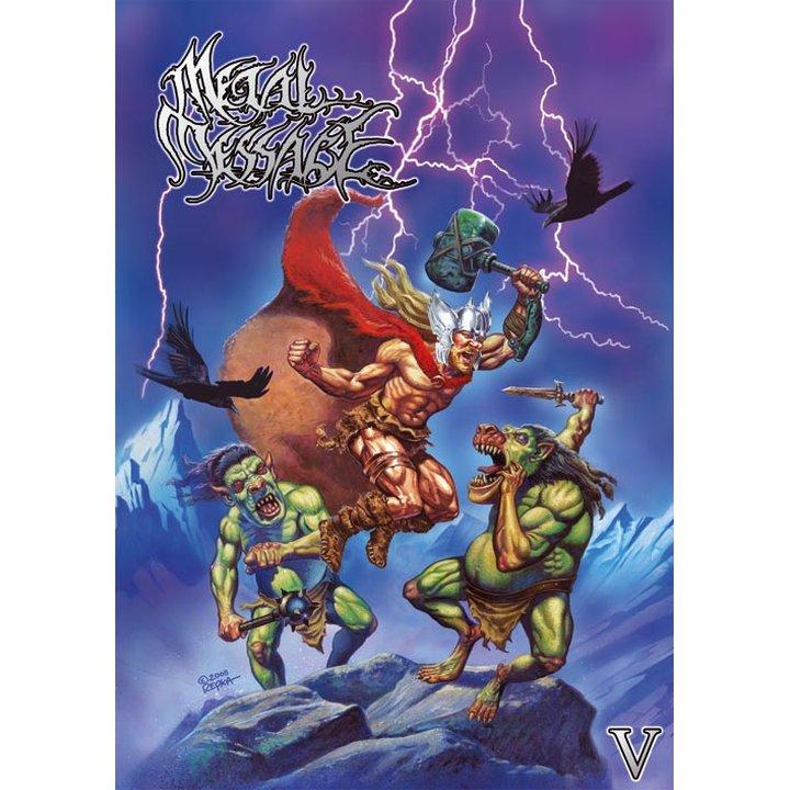 Metalmessage # V Compilation CD