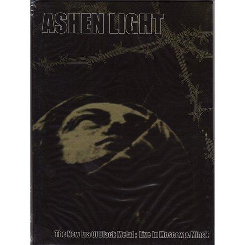 Ashen Light - Live in Moscow & Minsk  Digi-DVD