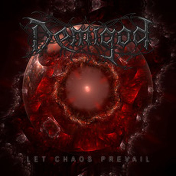 Demigod - Let Chaos Prevail LP