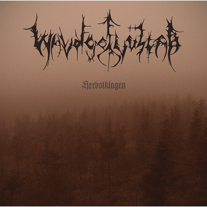 Waldgeflüster - Herbstklagen CD