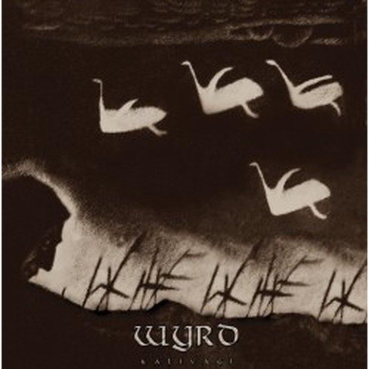 Wyrd - Kalivägi CD