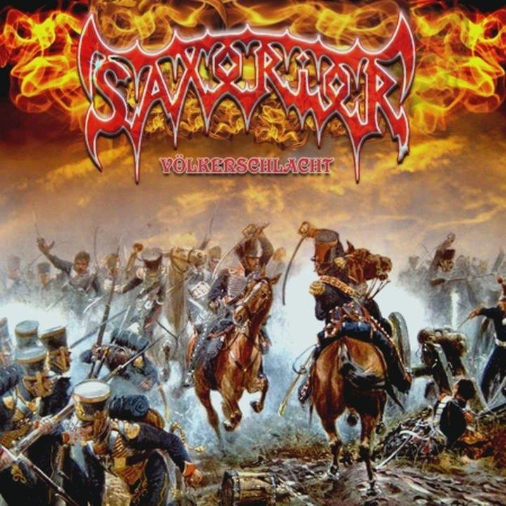 Saxorior - Volkerschlacht  LP