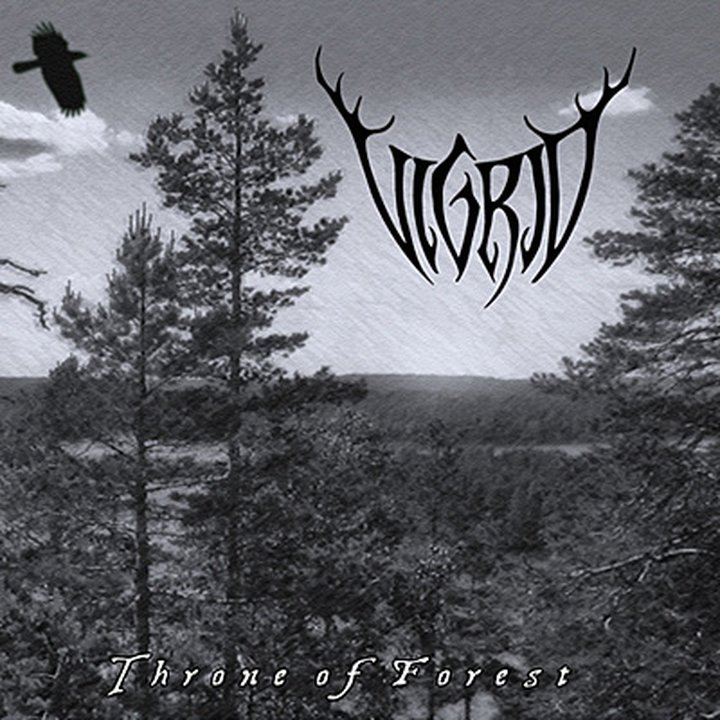 Vigrid - Throne Of Forest CD
