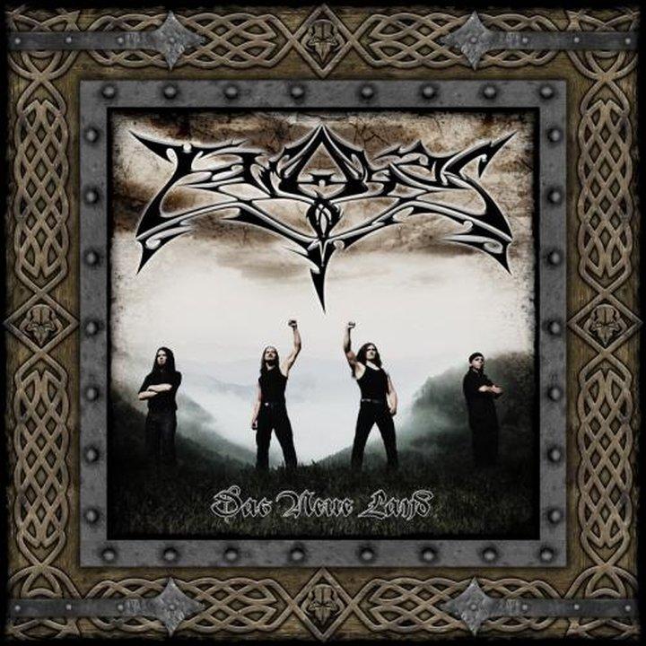 Tarabas - Das Neue Land  Digi-CD