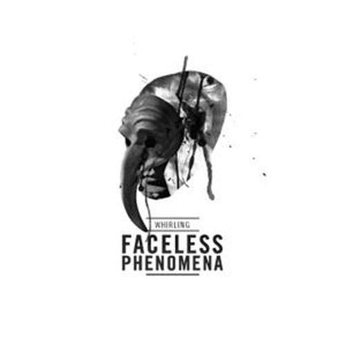 Whirling - Faceless Phenomena Digi-CD