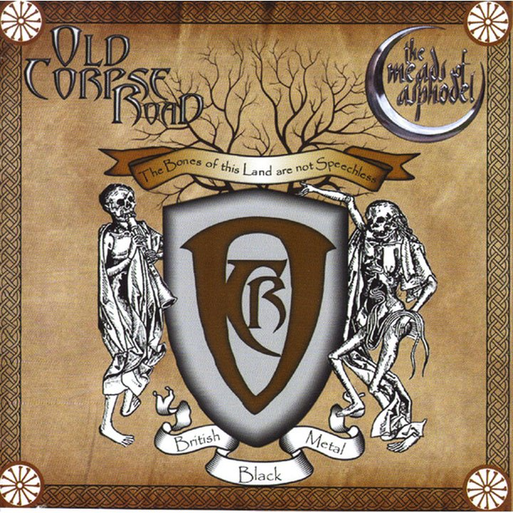 Old Corpse Road / The Meads Of Asphodel - Split CD