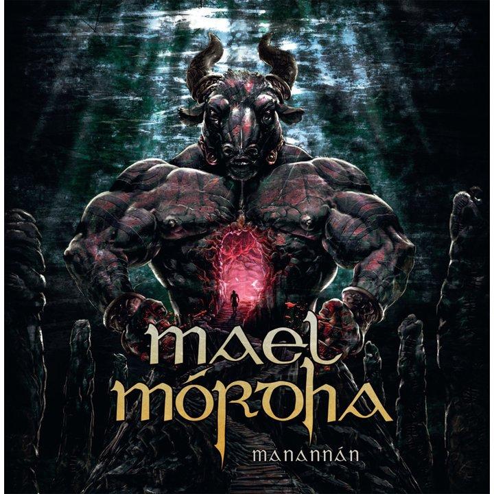 Mael Mordha - Manannàn CD