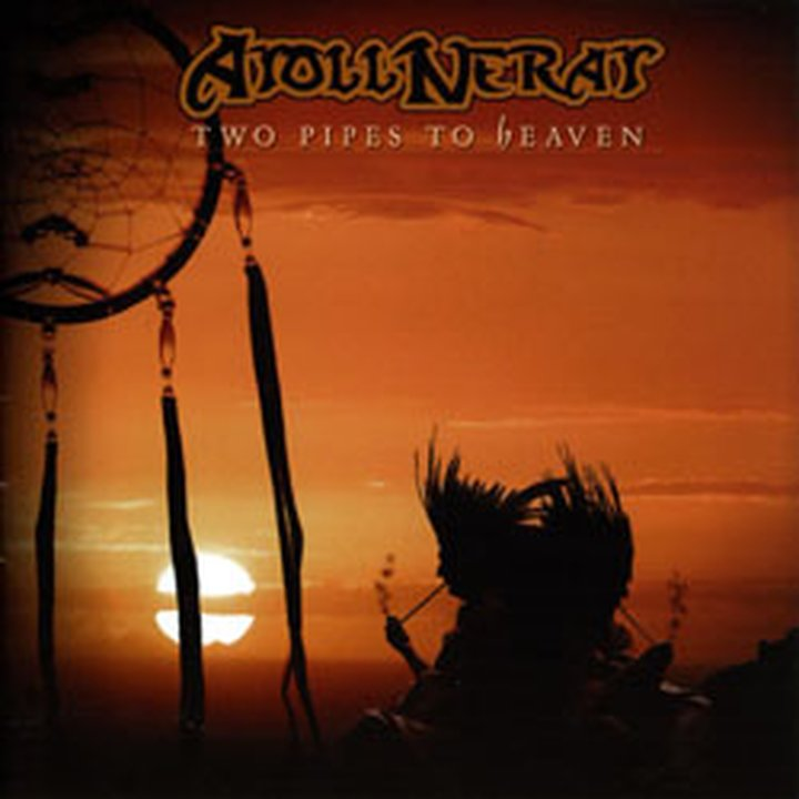 Atoll Nerat - Two Pipes To Heaven CD