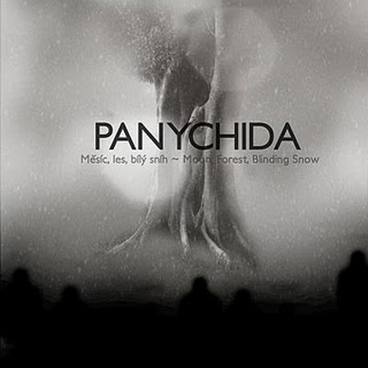 Panychida - Moon, Forest, Blinding Snow CD