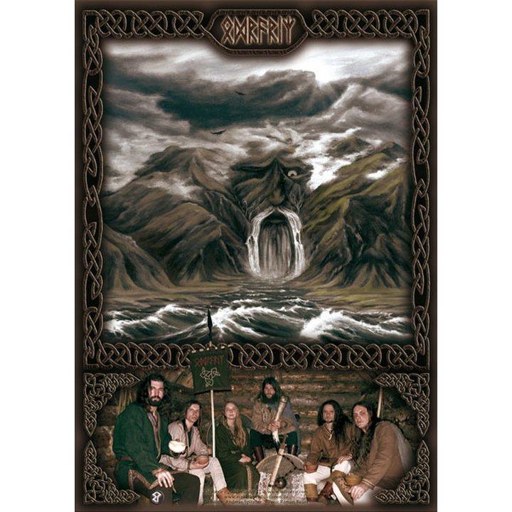 Odroerir - Götterlieder  Poster