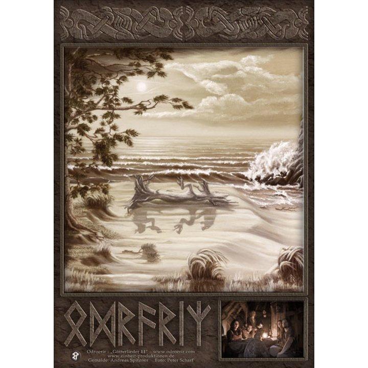 Odroerir - Götterlieder II  Poster