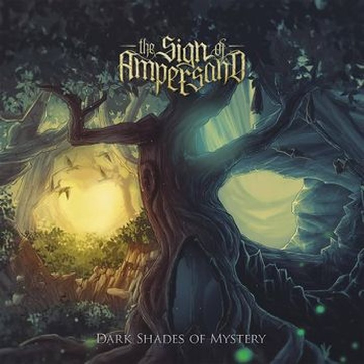 The Sign of Ampersand - Dark Shades of Mystery CD