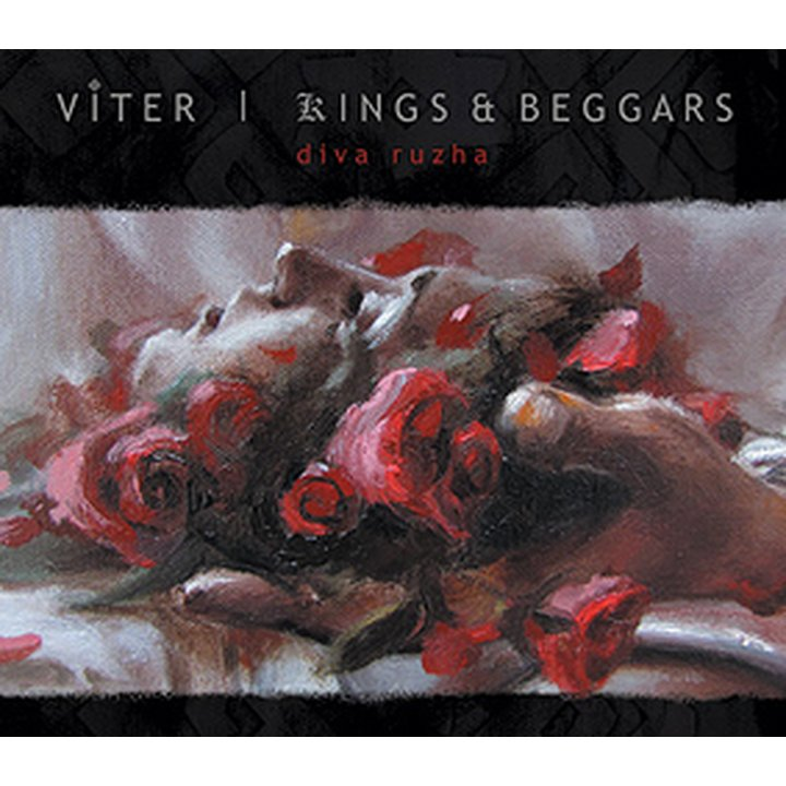 Viter / Kings & Beggars Diva Ruzha - Split  Digi-CD