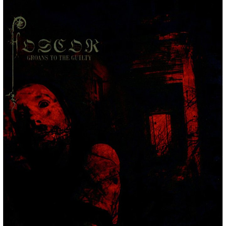 Foscor - Groans Of The Guilty CD