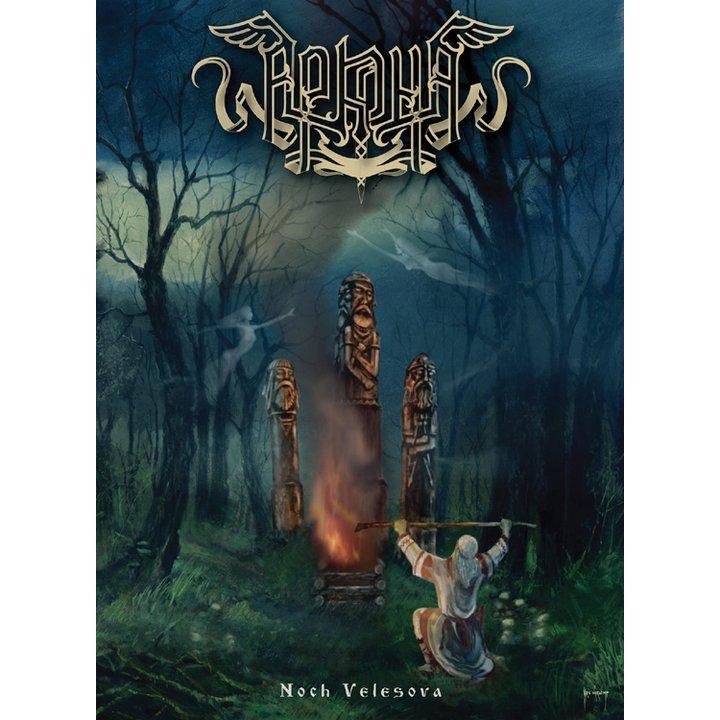 Arkona - Noch Velesova  Digi-DVD