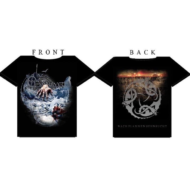 Fimbulvet - Frostbrand  T - Shirt