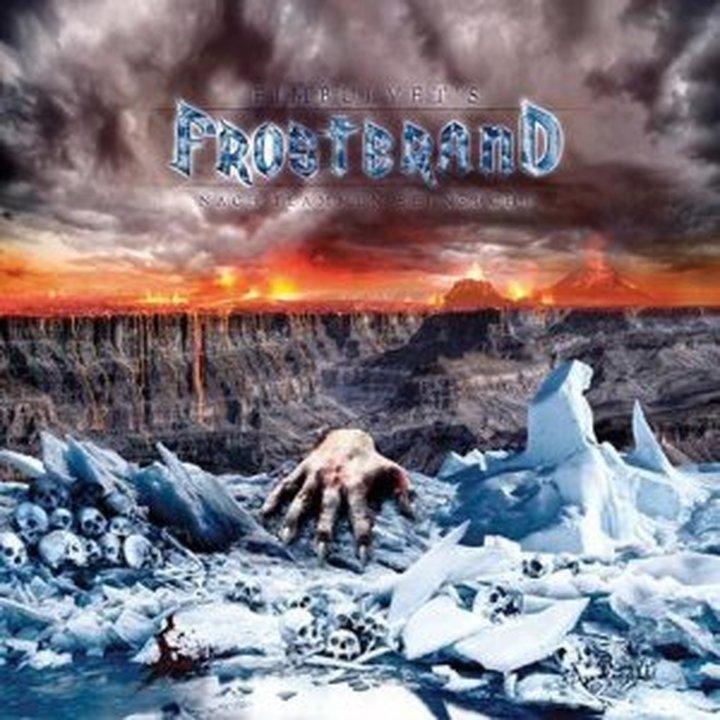 Fimbulvet - Frostbrand-Nach Flammen Sehnsucht CD