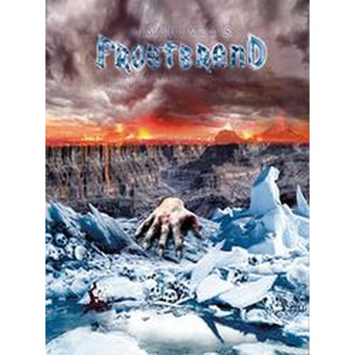 Fimbulvet - Frostbrand-Nach Flammen Sehnsucht A5-Digi-CD