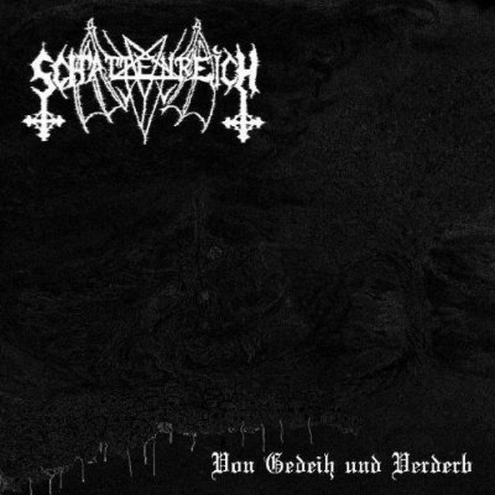 Schattenreich - Von Gedeih Und Verderb CD