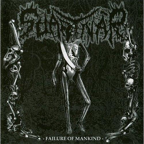 Svartnar - Failure Of Mankind CD