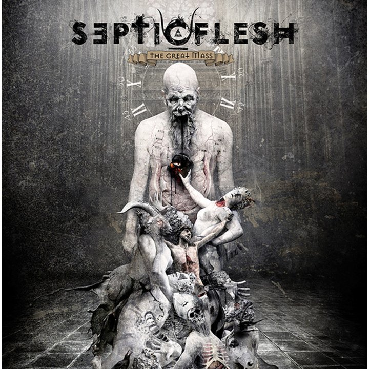 Septic Flesh - The Great Mass LP