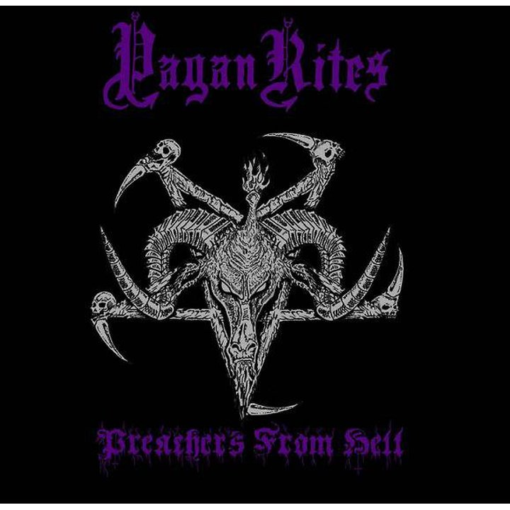 Pagan Rites - Preachers From Hell MCD