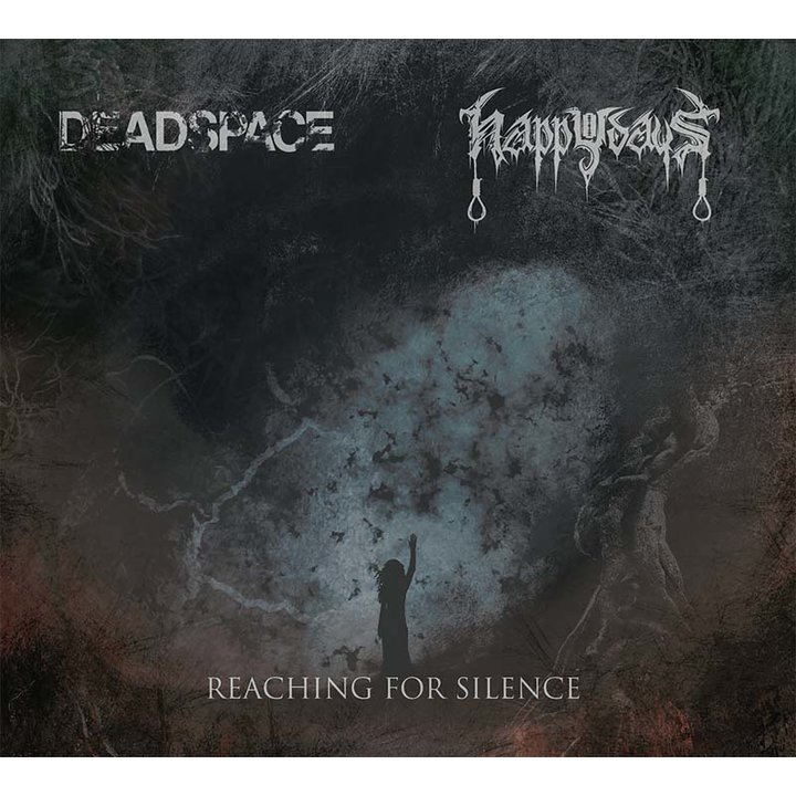 Deadspace / Happy Days - Reaching For Silence Digi-CD