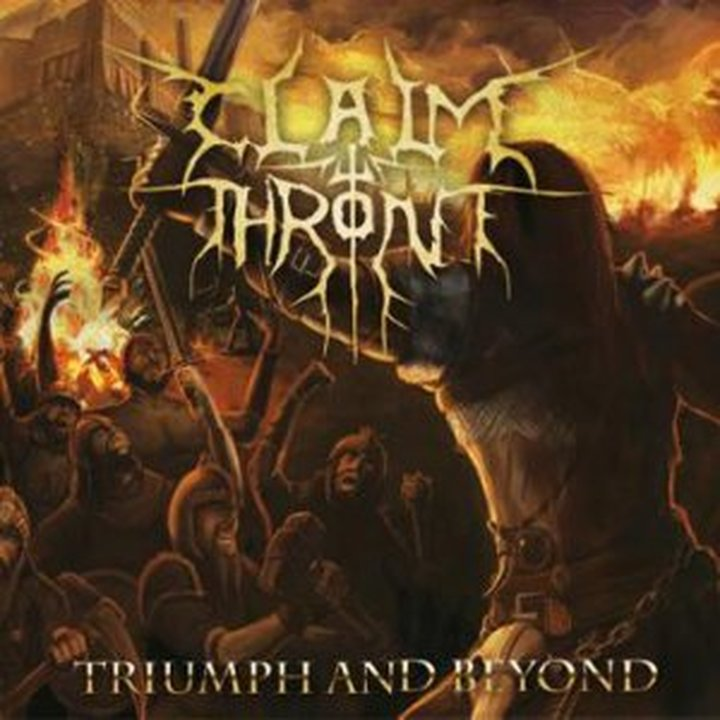 Claim The Throne - Triumph And Beyond Digi-CD