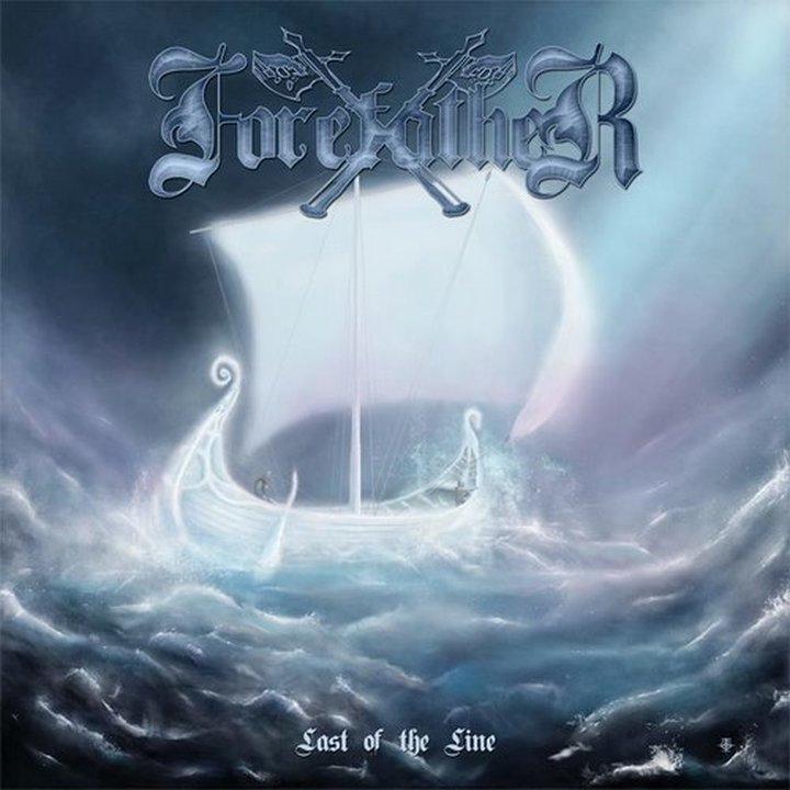 Forefather - Last Of The Line CD