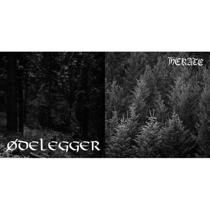 Odelegger / Hekate - Split EP