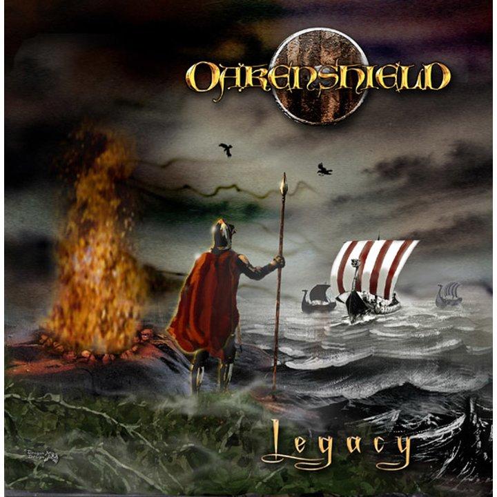 Oakenshield - Legacy CD