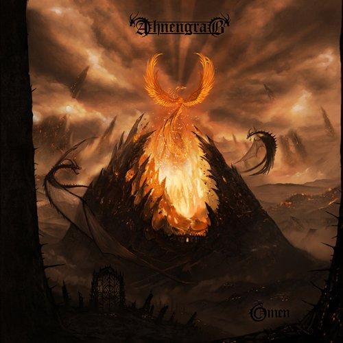 Ahnengrab - Omen CD