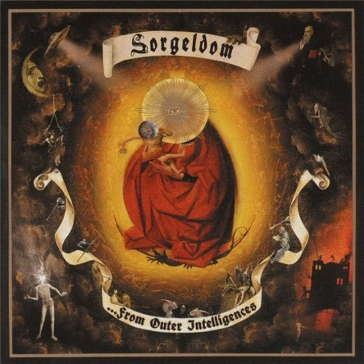 Sorgeldom – From Outer Intelligences CD
