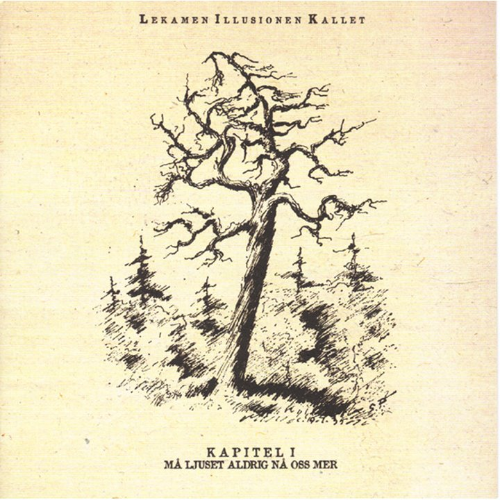 LIK - Lekamen Illusionen Kallet CD