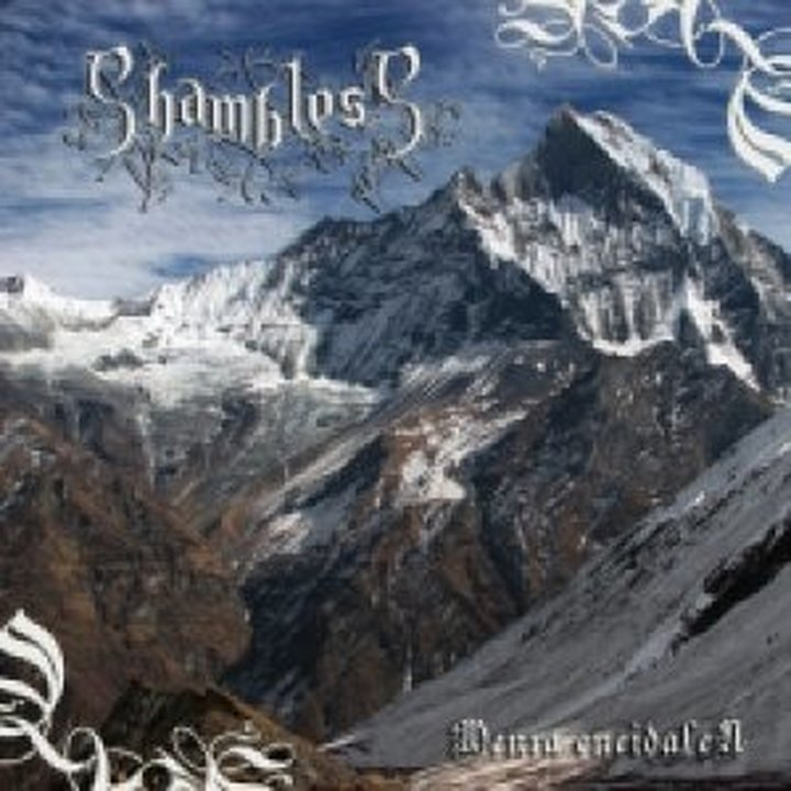 Shambless - Menra Eneidalen CD