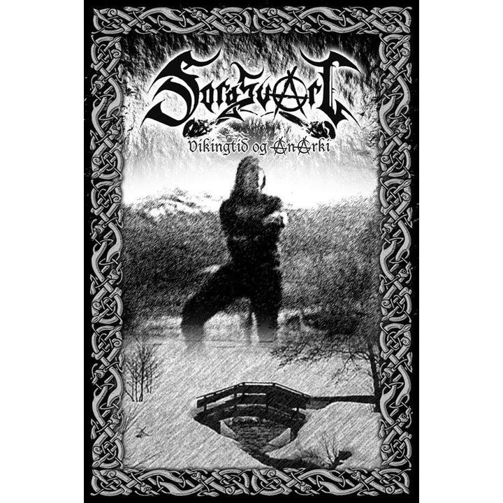 SorgSvart - Vikingtid / Bridge  Poster