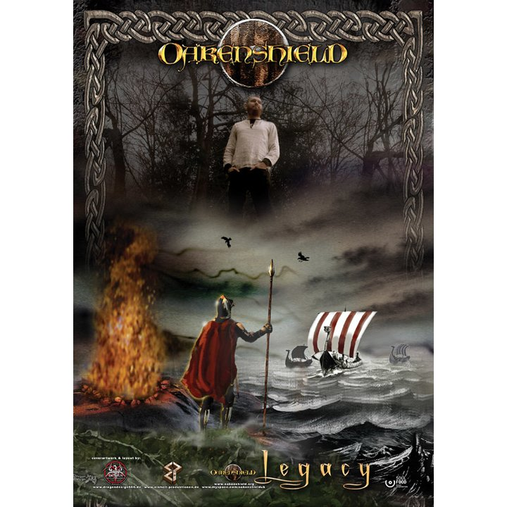Oakenshield - Legacy Poster