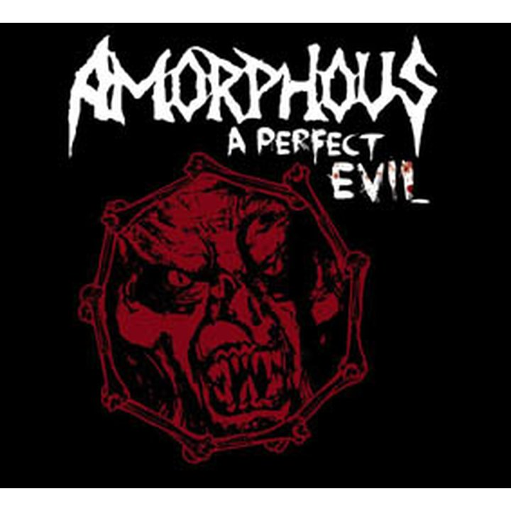Amorphous - A Perfect Evil Digi-CD