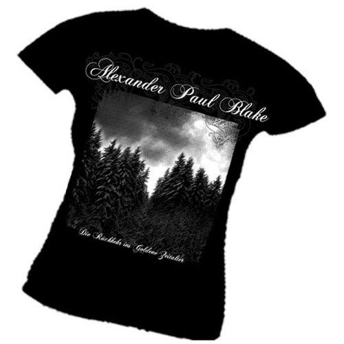 Alexander Paul Blake - Walden  Girlie T - Shirt